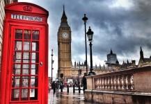 London – 4 days